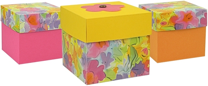 Buy 2-Piece Candy Boxes - Two Piece Candy Boxes For Sale