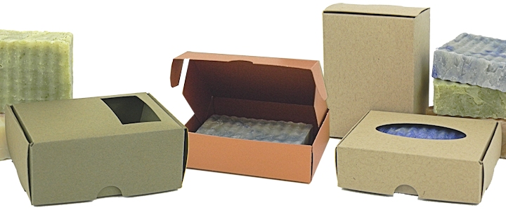 Buy Wholesale Soap Boxes - Homemade Soap Packaging Ideas