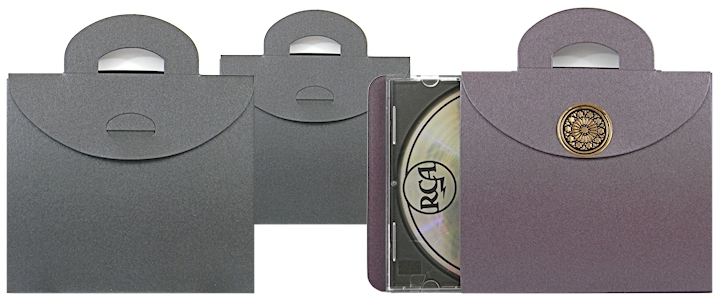 Compact Disk Packaging - Small Favor Gift Boxes For Sale