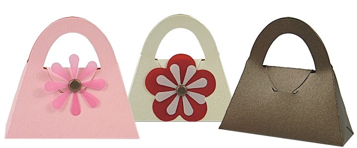 Small Handbag Shaped Gift Boxes - Buy Small Favor Boxes