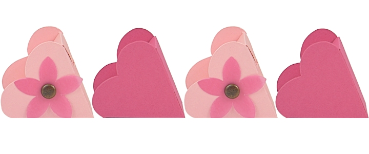Heart Shaped Candy Boxes Wholesale - Heart Boxes For Sale