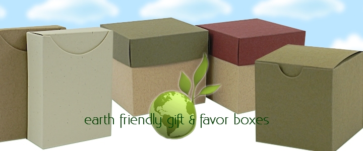 Recycled Gift Boxes - Eco-Friendly, Wholesale
