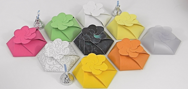Small Boxes Sale - Small Favor Boxes - Mini Flower Boxes