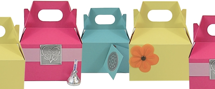 Small Gable Boxes For Sale - Wholesale, Small Gift Boxes