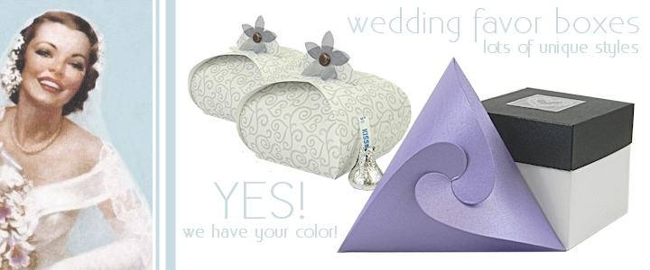 Small Wedding Favor Boxes - Wedding Favors Boxes