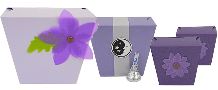 Take Out Favor Boxes - Cheap Chinese Gift Boxes