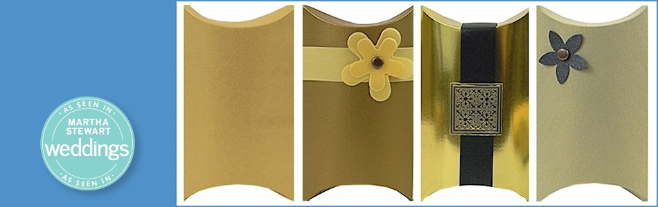 Small Gift Boxes - Wholesale Favor Boxes - Bayley's Boxes